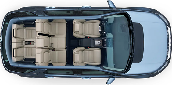 Land Rover Discovery Sport Overhead