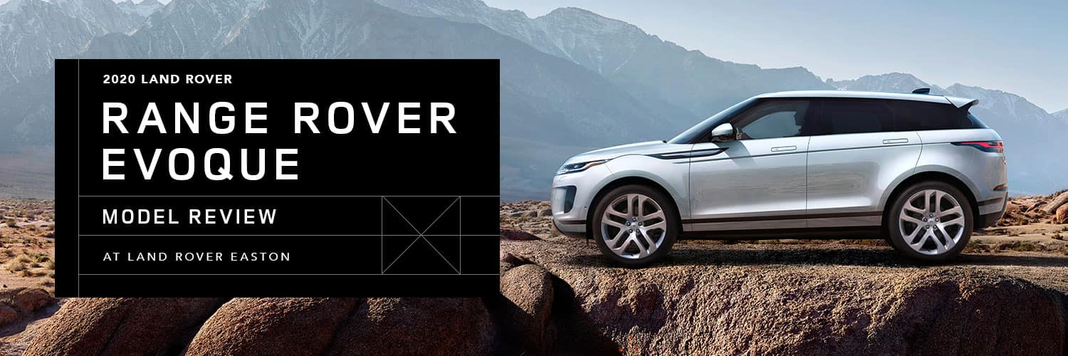 2019 Range Rover Model Overview at Land Rover Easton