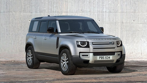 2019 Land Rover Defender 110 HSE