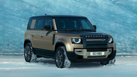 2019 Land Rover Defender 110 X