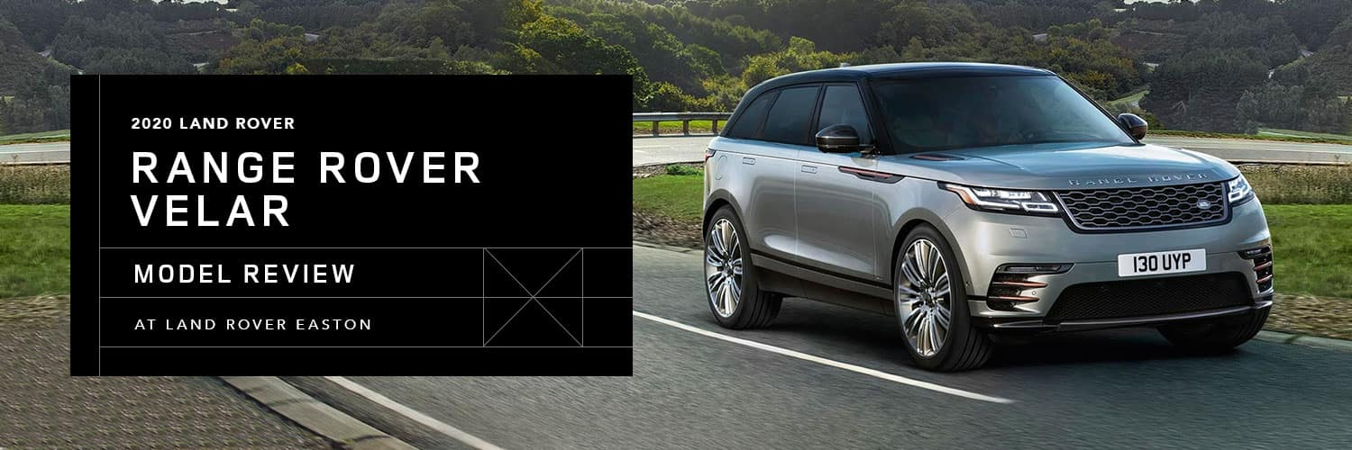 2017 Range Rover Configurations >> 2020 Land Rover Range Rover Velar Review Msrp Configurations