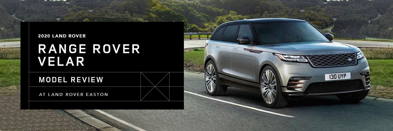 2020 Range Rover Velar Model Overview at Land Rover Easton