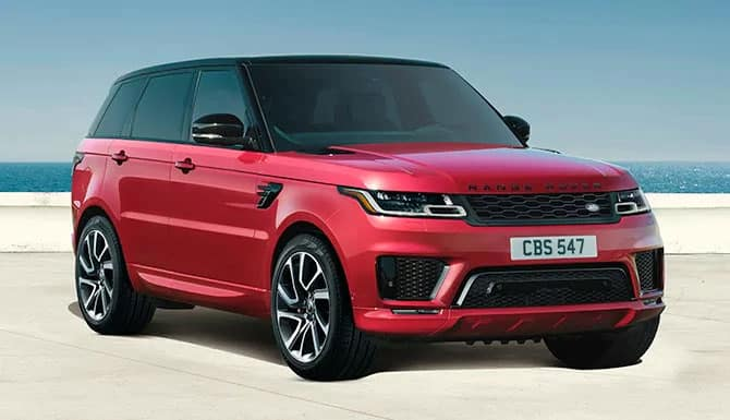 2020 Range Rover Sport Autobiography Dynamic