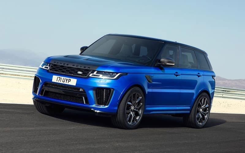 2020 Range Rover Sport Exterior Styling