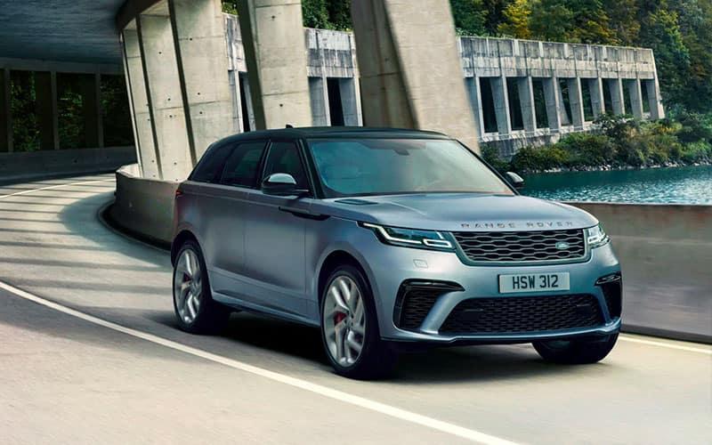 2020 Range Rover Velar Exterior Styling
