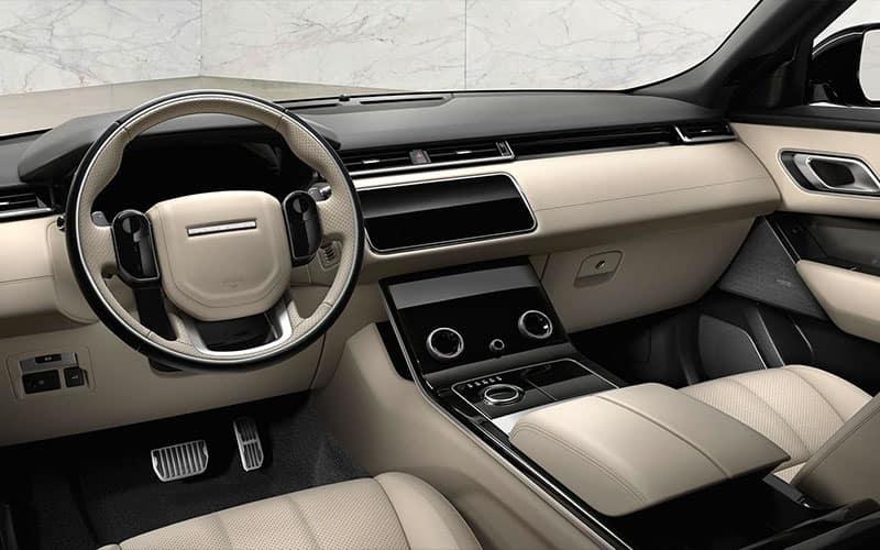 2020 Range Rover Velar Interior