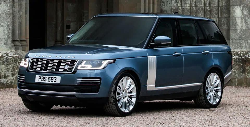 Range Rover Inventory