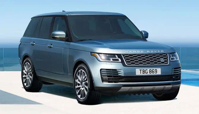 2020 Land Rover Range Rover P400 HSE