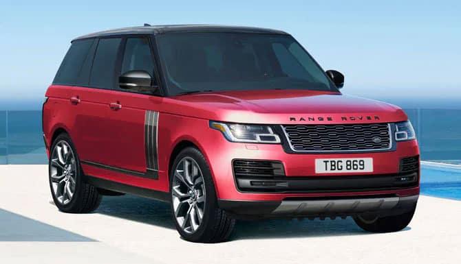 2021 Land Rover Range Rover SVAutobiography Dynamic