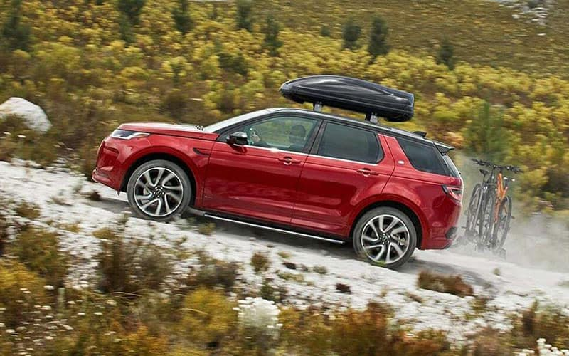 2020 Land Rover Discovery Sport Performance