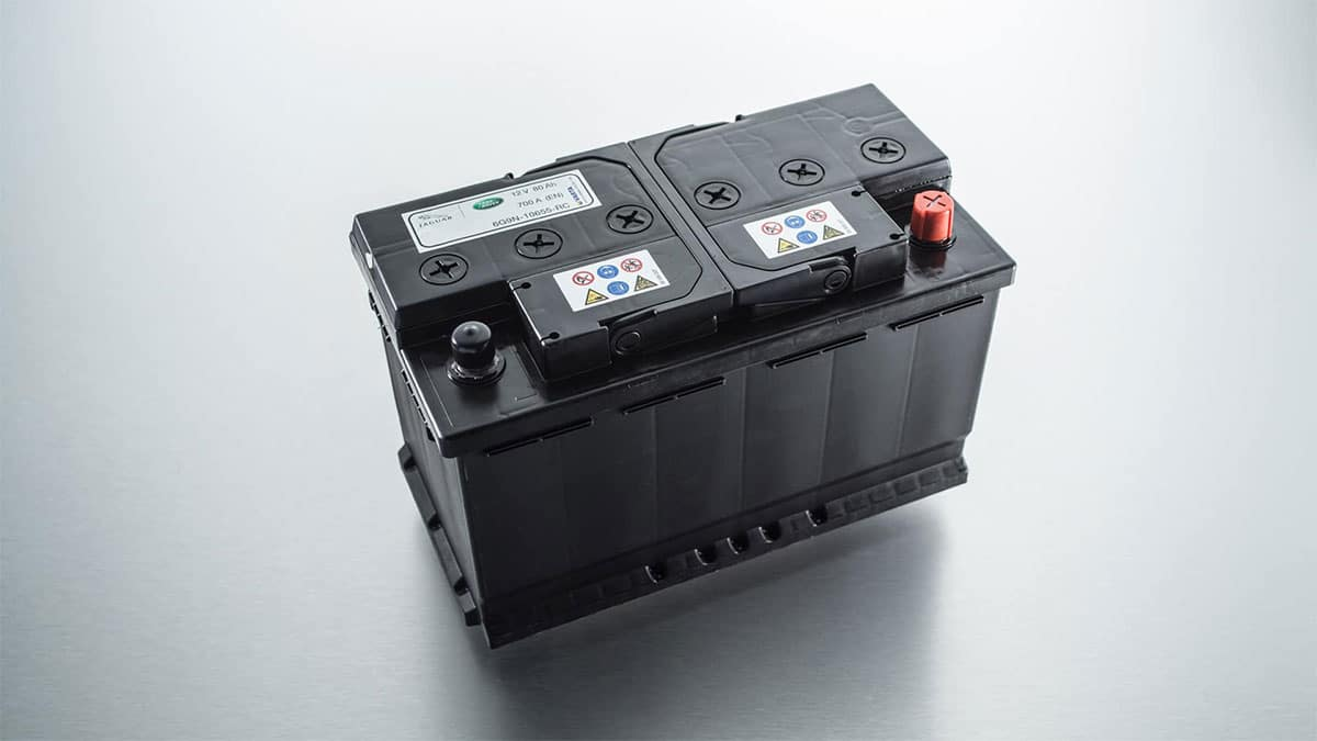 Land Rover Battery