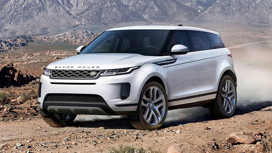2020 Range Rover Evoque Styling