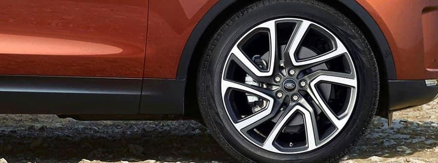 Land Rover Run-Flat Tires