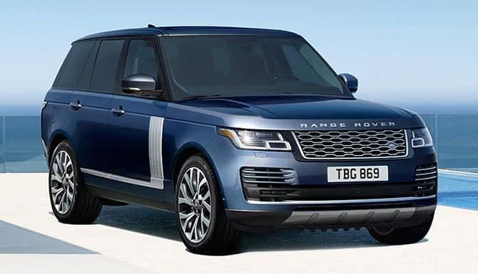 2021 Range Rover Autobiography