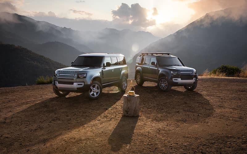 2021 MotorTrend SUV of the Year - Land Rover Defender