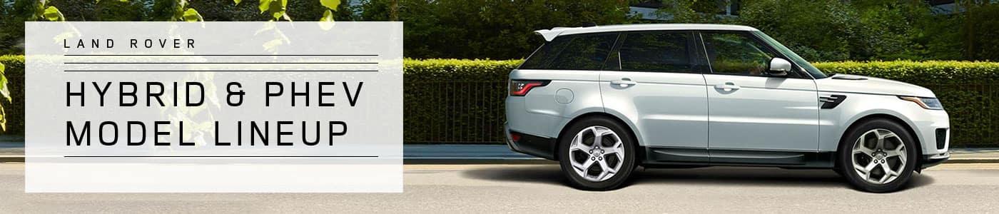 Land Rover Hybrid & PHEV Models at Land Rover Easton