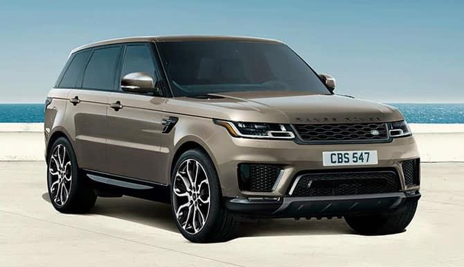 Range Rover Sport Sport HSE Silver Edition