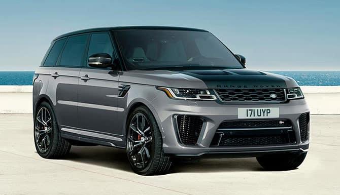 Range Rover Sport SVR Carbon Edition