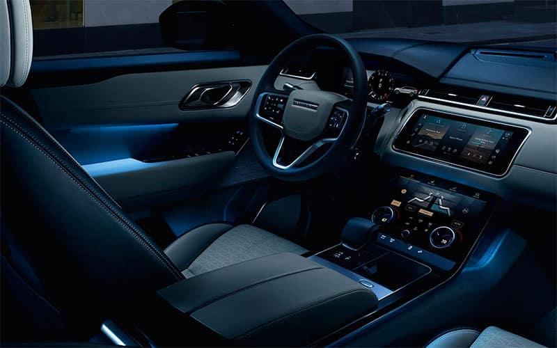 Range Rover Velar Technology