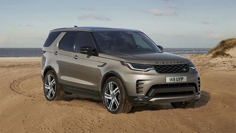 Discovery R-Dynamic HSE
