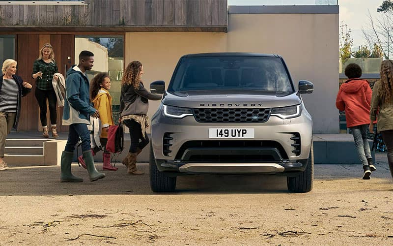 Land Rover Discovery Features