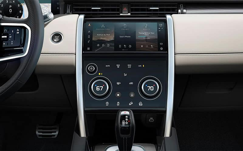 Land Rover Discovery Sport Pivi Pro