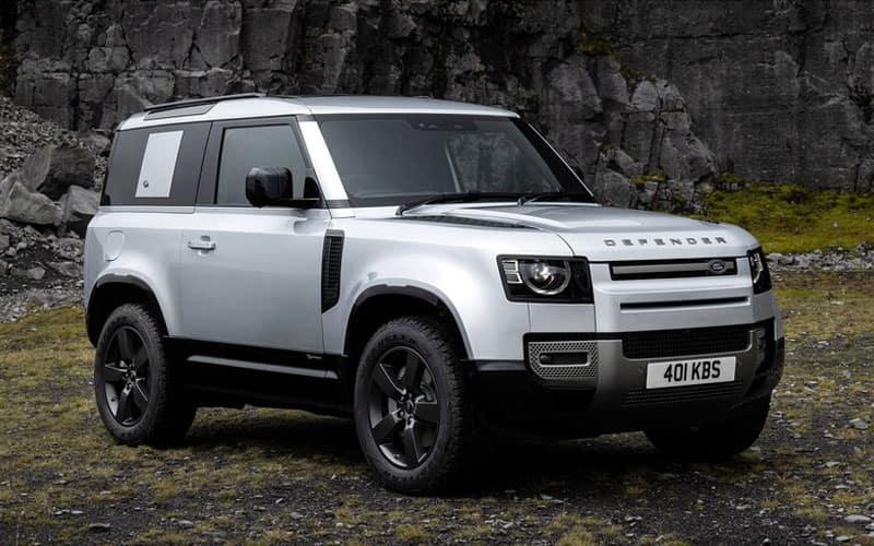 Land Rover Defender 90 Performance
