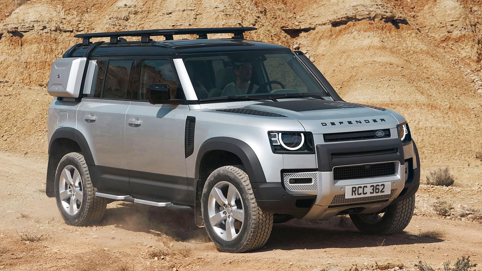 Land Rover Defender 110 Exterior