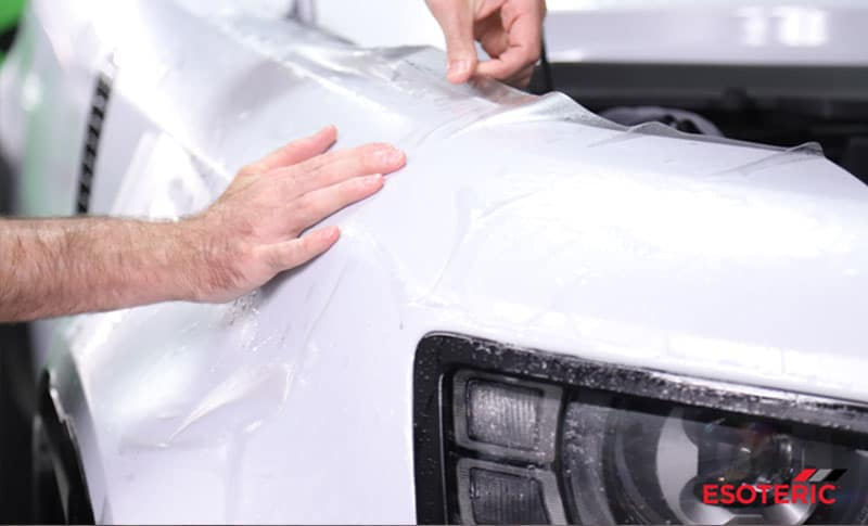 Land Rover Esoteric Paint Protection