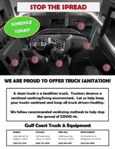 Truck-Sanitation