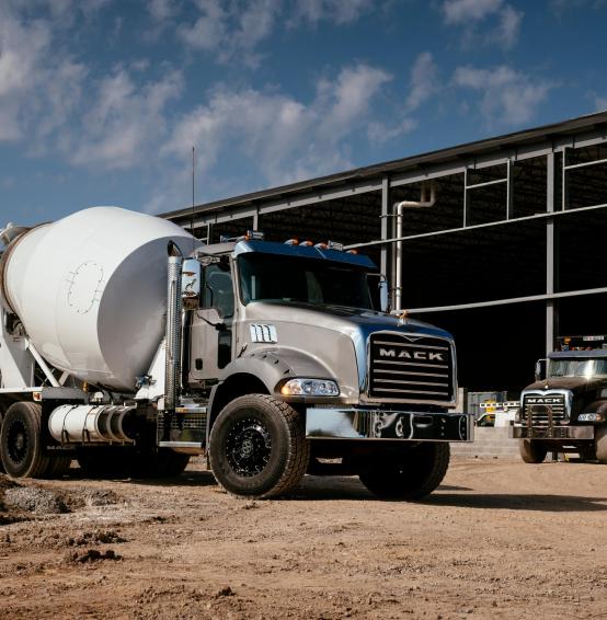 Mack Granite® HD Spring Clean Up Offer