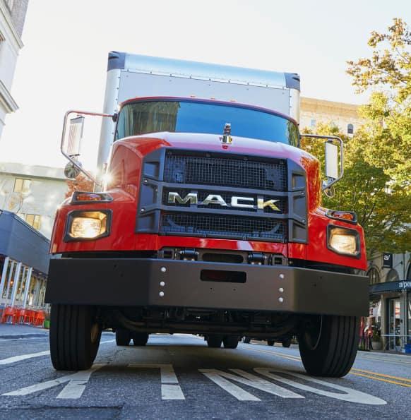 Get Connected Mack Medium Duty Offer