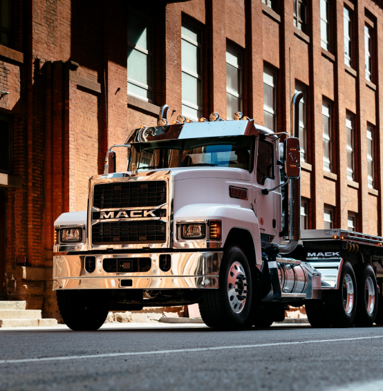 Mack Pinnacle™ Day Cab Spring Clean Up Offer