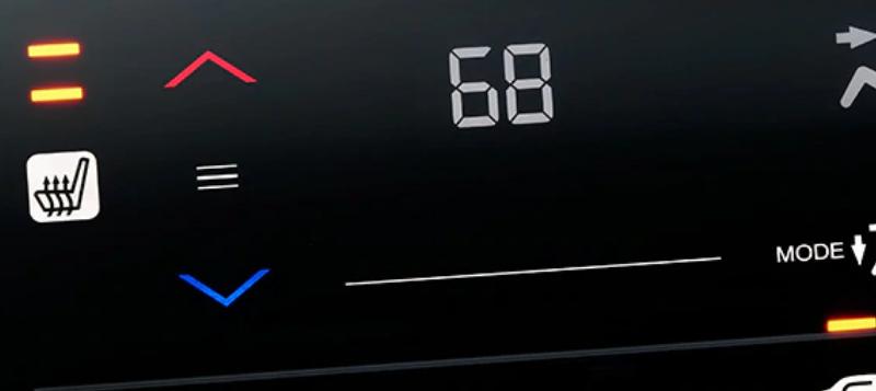HR-V AC Controls