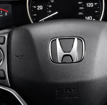 HR-V Steering Wheel Controls
