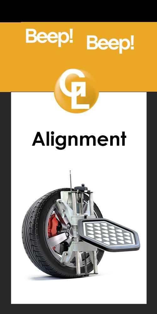 gl alignment