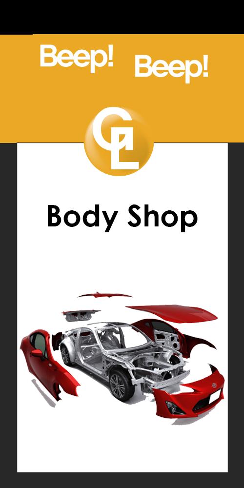 gl body shop