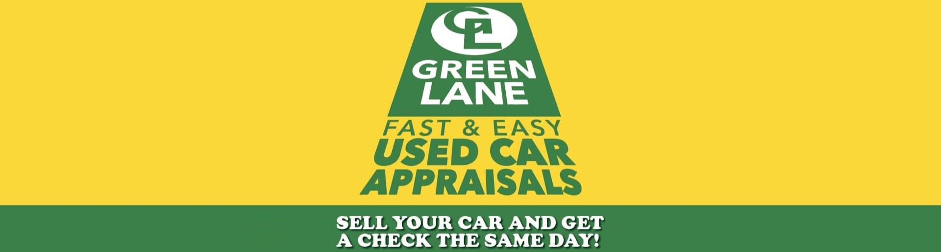 Green Lane Banner