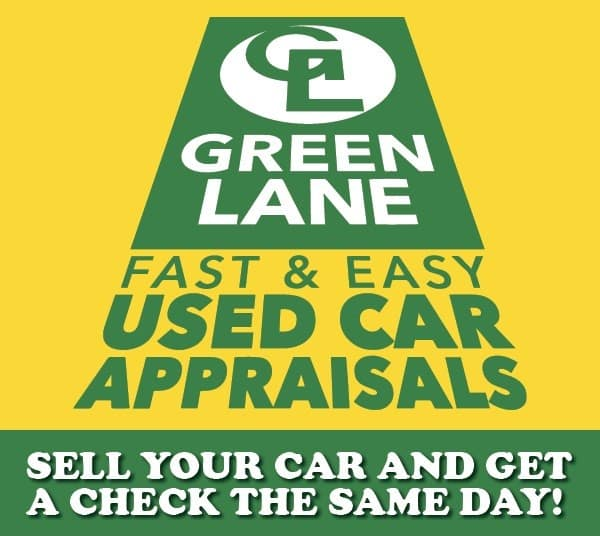 Used Car Appraisals - Green Lane