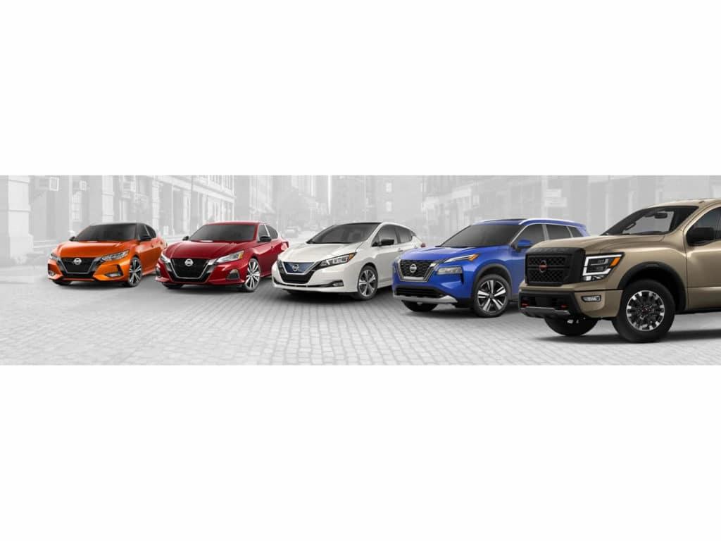 2021 Nissan Models