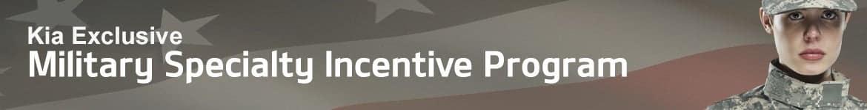 Kia Military Incentive Program