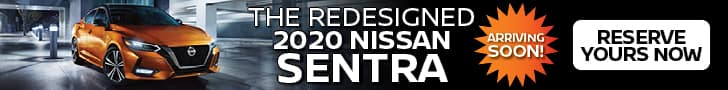 2020_Redesigned_Sentra_banner