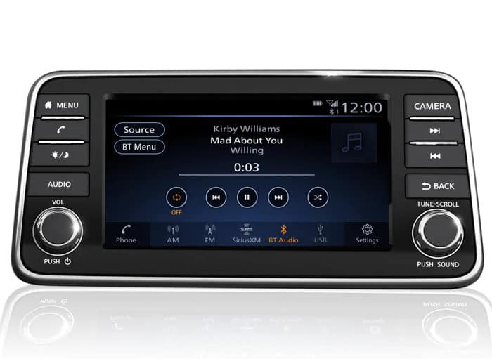 Nissan Connect Feature