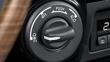 4WD Shifter