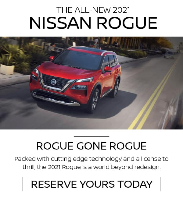 Reserve Your Rogue