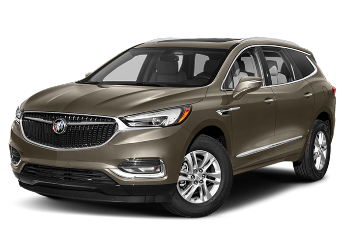 2019 Buick Enclave Brown