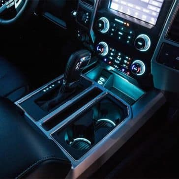 2019 Ford F-150 Interior Accent Lighting