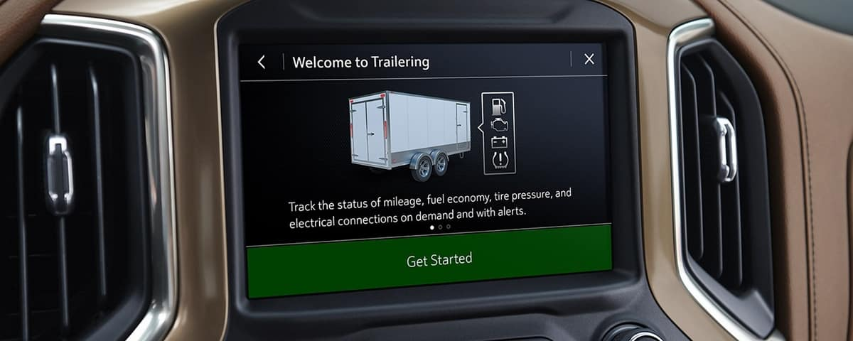 2019 Chevrolet Silverado 1500 Trailering feature