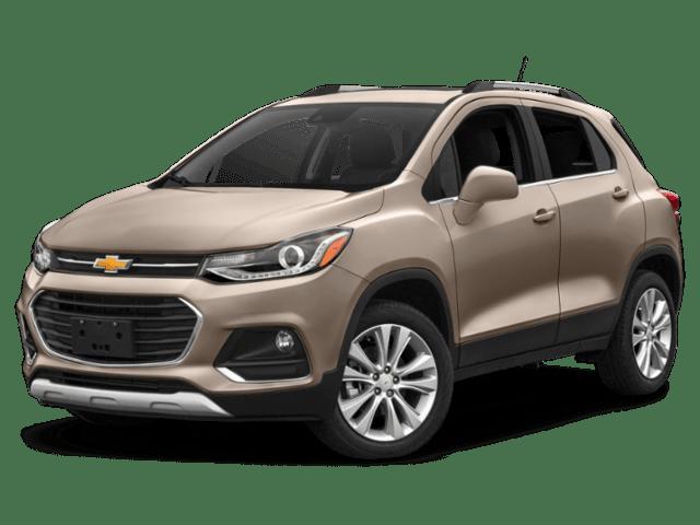 2019 Chevrolet Trax in tan