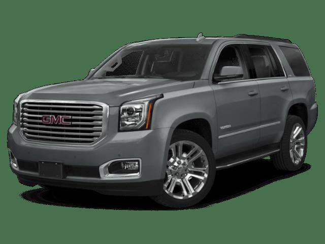 2019 GMC Yukon in grey